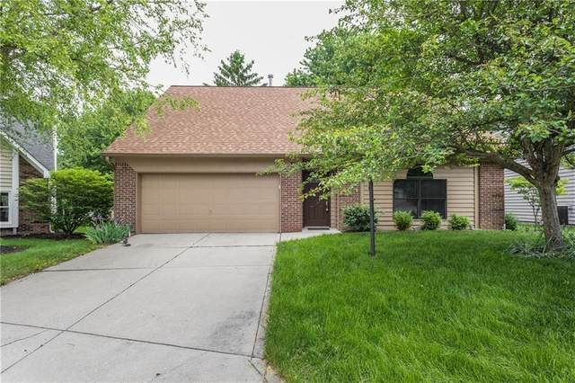 45 Palomino Court, Zionsville, IN 46077 (MLS #21715296) :: Your Journey Team