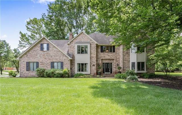 7001 Oakbay Circle, Noblesville, IN 46062 (MLS #21715299) :: AR/haus Group Realty