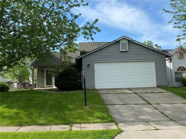 11057 Amburg Court, Indianapolis, IN 46235 (MLS #21715301) :: The Evelo Team