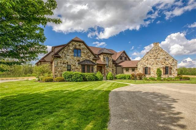 415 N 1100 E, Zionsville, IN 46077 (MLS #21715313) :: Your Journey Team