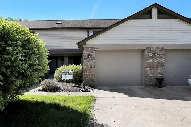 7041 Sea Oats Lane, Indianapolis, IN 46250 (MLS #21715322) :: AR/haus Group Realty