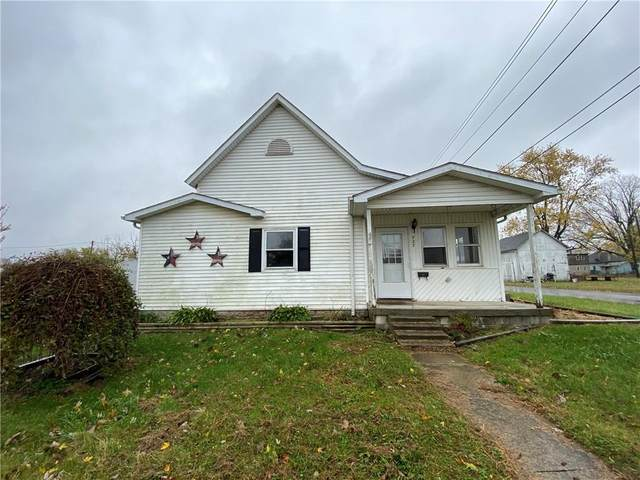 727 W Chestnut Street, Hartford City, IN 47348 (MLS #21715330) :: The ORR Home Selling Team
