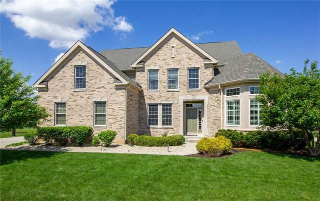 3247 Wildlife Trail, Zionsville, IN 46077 (MLS #21715332) :: Your Journey Team