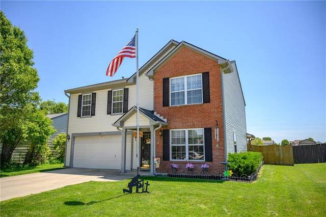 1085 Spring Meadow Court, Franklin, IN 46131 (MLS #21715343) :: Mike Price Realty Team - RE/MAX Centerstone