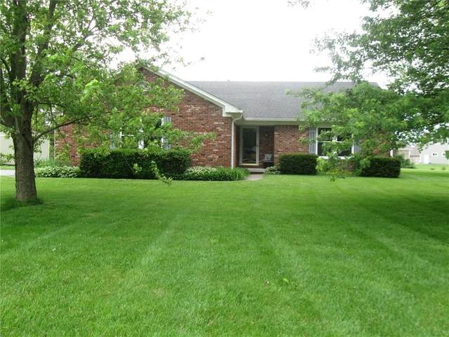 4901 E County Road 100, Avon, IN 46123 (MLS #21715354) :: Anthony Robinson & AMR Real Estate Group LLC