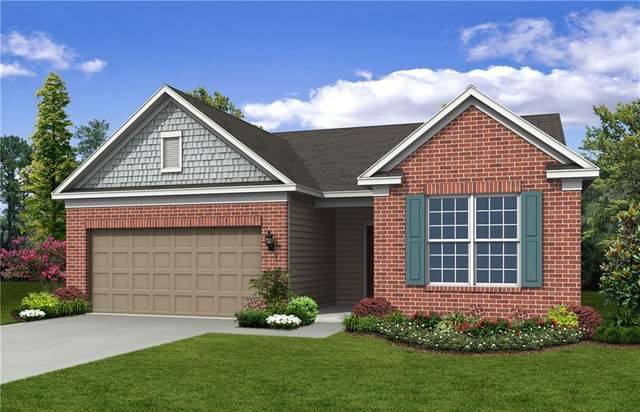 4937 Dahlia Drive, Plainfield, IN 46168 (MLS #21715362) :: David Brenton's Team