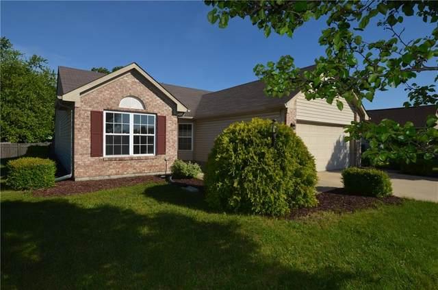 252 N Odell St, Brownsburg, IN 46112 (MLS #21715368) :: Heard Real Estate Team | eXp Realty, LLC