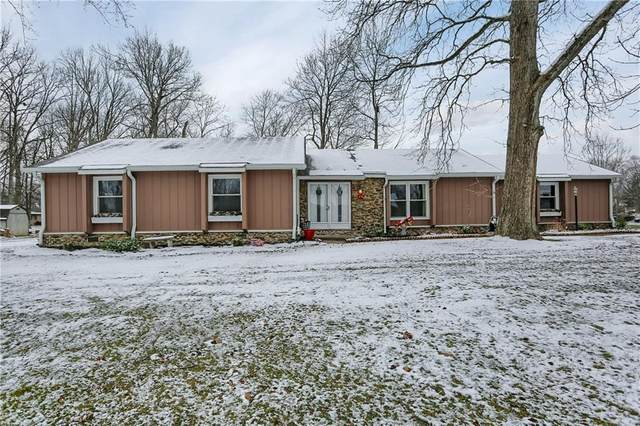 7981 Oak Hill Drive, Plainfield, IN 46168 (MLS #21715373) :: Mike Price Realty Team - RE/MAX Centerstone