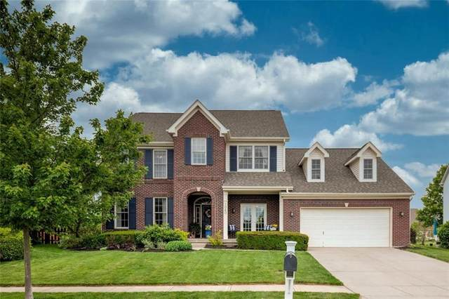 1060 Bridgeport Drive, Westfield, IN 46074 (MLS #21715393) :: Anthony Robinson & AMR Real Estate Group LLC