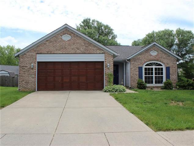 621 Parker Oaks Way, Brownsburg, IN 46112 (MLS #21715396) :: Mike Price Realty Team - RE/MAX Centerstone