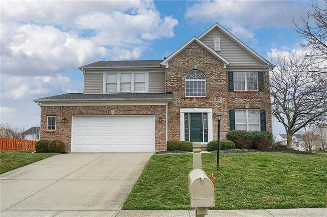 14349 Samoa Street, Fishers, IN 46038 (MLS #21715406) :: The Indy Property Source