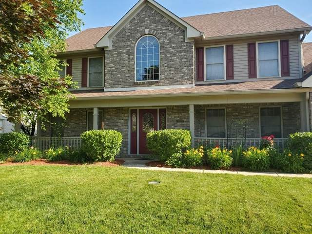 7224 Sunset Ridge Parkway, Indianapolis, IN 46259 (MLS #21715412) :: Mike Price Realty Team - RE/MAX Centerstone