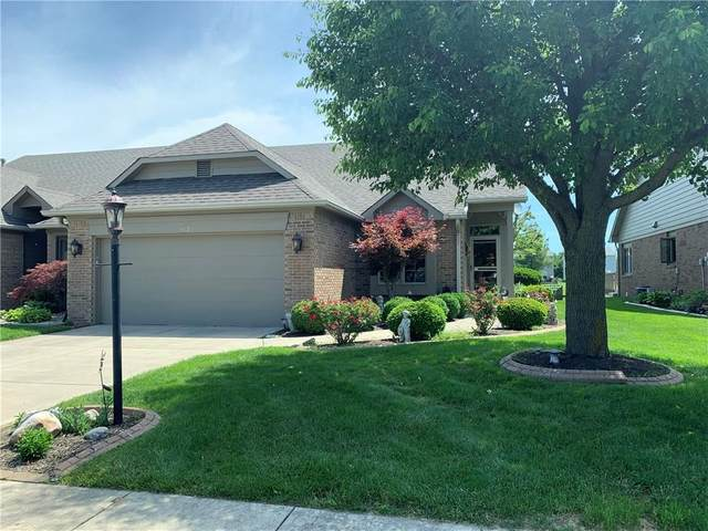 622 Stonemill Drive, Greenwood, IN 46143 (MLS #21715415) :: Anthony Robinson & AMR Real Estate Group LLC