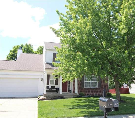16443 Clarks Hill Way, Westfield, IN 46074 (MLS #21715419) :: Richwine Elite Group