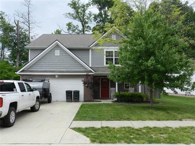 7228 Ponderosa Pines Place, Indianapolis, IN 46239 (MLS #21715438) :: Your Journey Team