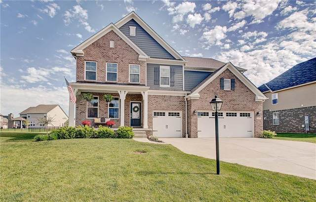 14797 Edgebrook Drive, Fishers, IN 46040 (MLS #21715440) :: Richwine Elite Group