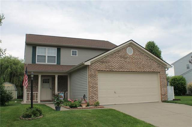 343 Brixton Woods West Drive, Pittsboro, IN 46167 (MLS #21715443) :: Mike Price Realty Team - RE/MAX Centerstone