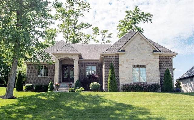 14320 Stella Court, Fishers, IN 46040 (MLS #21715450) :: Richwine Elite Group