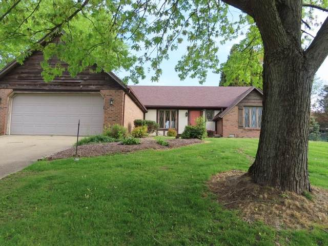 5048 Stonespring Court, Anderson, IN 46012 (MLS #21715452) :: The Evelo Team