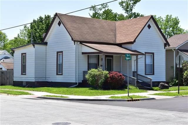 227 Van Avenue, Shelbyville, IN 46176 (MLS #21715460) :: Heard Real Estate Team | eXp Realty, LLC