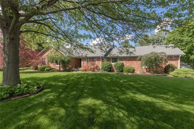 12030 Kemp Circle, Indianapolis, IN 46229 (MLS #21715483) :: Anthony Robinson & AMR Real Estate Group LLC