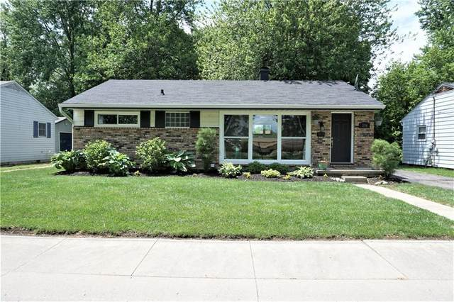 334 S Grant Street, Brownsburg, IN 46112 (MLS #21715504) :: Heard Real Estate Team | eXp Realty, LLC