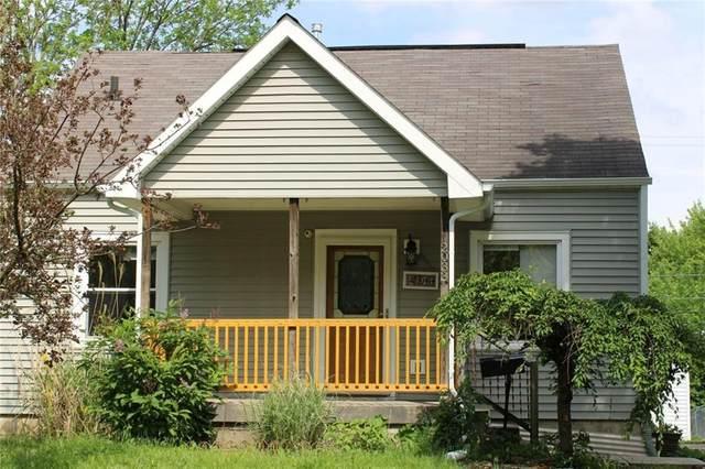 2033 Glenridge Drive, Indianapolis, IN 46218 (MLS #21715515) :: Heard Real Estate Team | eXp Realty, LLC
