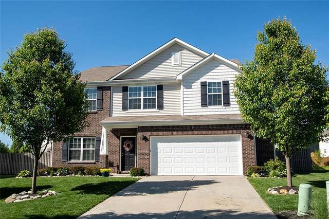 13916 Palodura Court, Fishers, IN 46038 (MLS #21715525) :: Heard Real Estate Team | eXp Realty, LLC