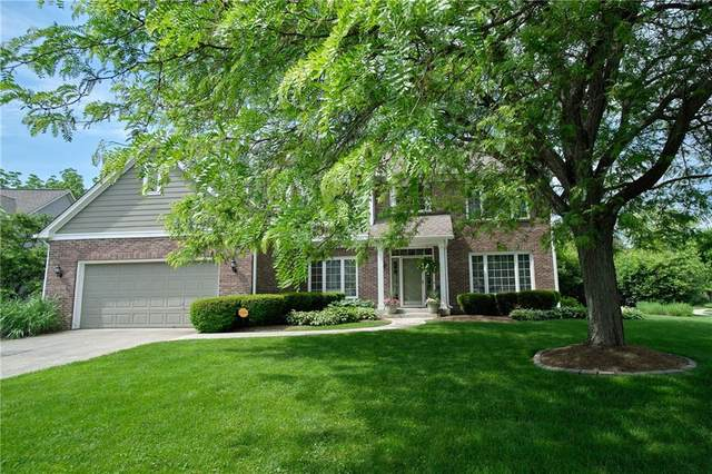 6465 Manchester Dr, Fishers, IN 46038 (MLS #21715531) :: Anthony Robinson & AMR Real Estate Group LLC