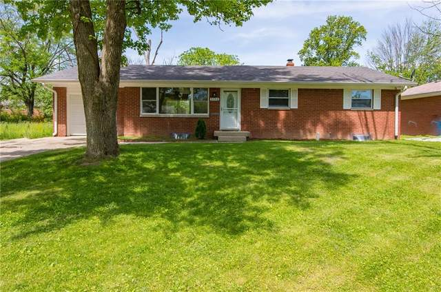 5126 Mark Lane, Indianapolis, IN 46226 (MLS #21715540) :: Your Journey Team