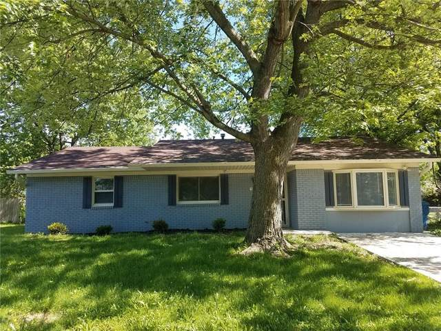 9908 E 24TH Street, Indianapolis, IN 46229 (MLS #21715548) :: Your Journey Team