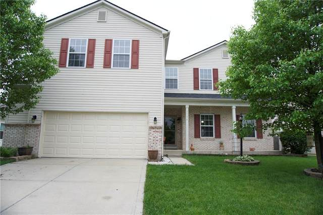2534 Joust Drive, Greenwood, IN 46143 (MLS #21715559) :: Mike Price Realty Team - RE/MAX Centerstone