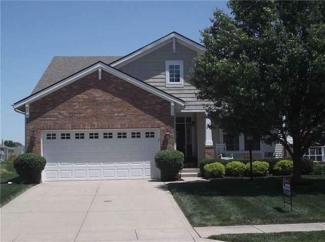 4439 Big Leaf Lane, Indianapolis, IN 46239 (MLS #21715560) :: The Indy Property Source