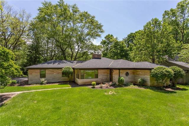 7411 Central Avenue, Indianapolis, IN 46240 (MLS #21715578) :: Anthony Robinson & AMR Real Estate Group LLC