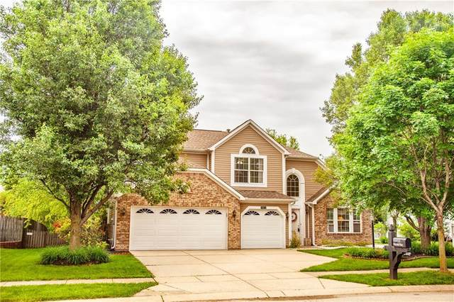 18832 Whitcomb Place, Noblesville, IN 46062 (MLS #21715584) :: Heard Real Estate Team | eXp Realty, LLC