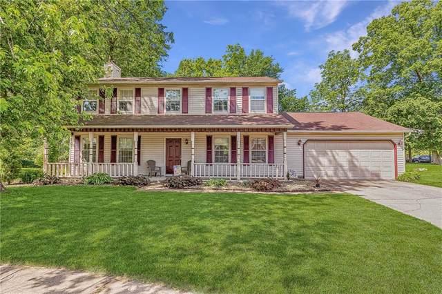 280 Inland Circle, Avon, IN 46123 (MLS #21715597) :: Heard Real Estate Team | eXp Realty, LLC