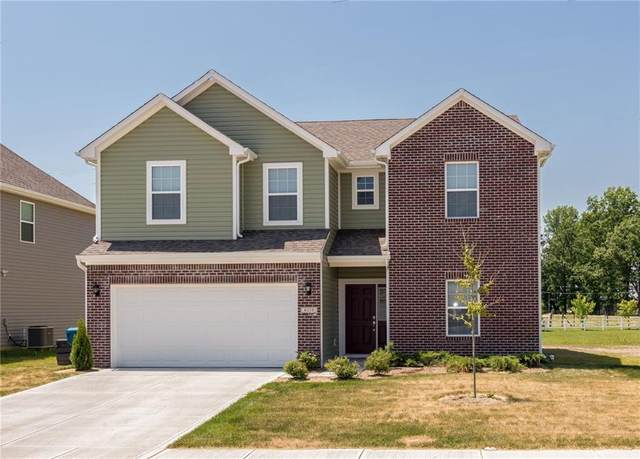 606 N Quartz Lane, Fortville, IN 46040 (MLS #21715605) :: Richwine Elite Group