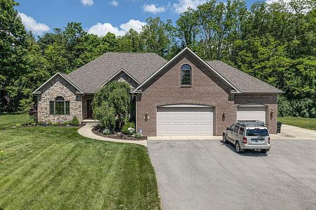 5870 Scenic Lane, Clayton, IN 46118 (MLS #21715606) :: The Indy Property Source