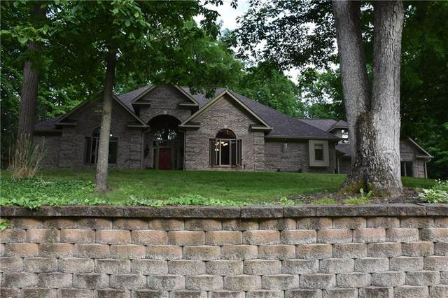 6545 W Twin Lakes Drive, Martinsville, IN 46151 (MLS #21715614) :: The Indy Property Source