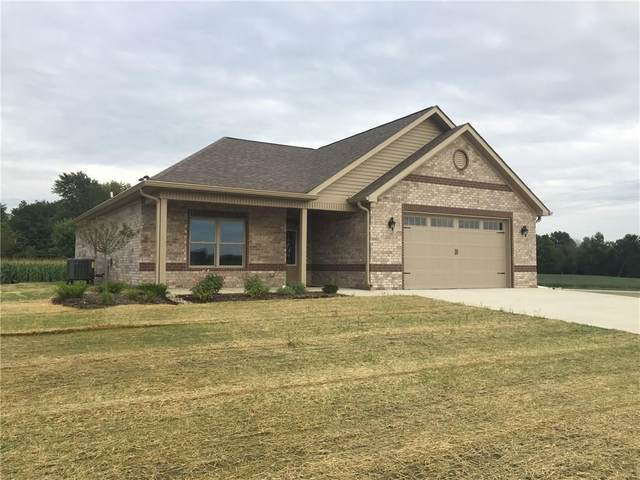 10066 N Mill Run Drive, Monrovia, IN 46157 (MLS #21715618) :: Mike Price Realty Team - RE/MAX Centerstone