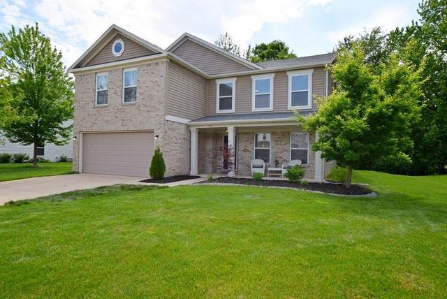 540 Flint Boulevard, Fortville, IN 46040 (MLS #21715623) :: Richwine Elite Group
