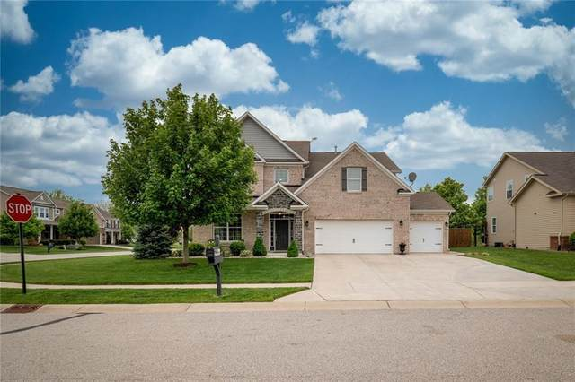 8398 Seafield Drive, Brownsburg, IN 46112 (MLS #21715630) :: Anthony Robinson & AMR Real Estate Group LLC