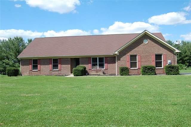 2349 Parkview Drive, Spencer, IN 47460 (MLS #21715632) :: The Indy Property Source