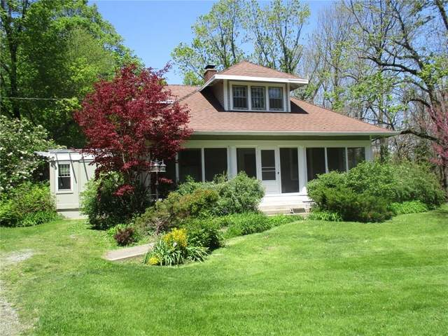 2014 Traction Road, Crawfordsville, IN 47933 (MLS #21715638) :: Mike Price Realty Team - RE/MAX Centerstone