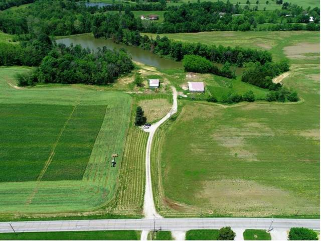 0 S 500 W, Trafalgar, IN 46181 (MLS #21715652) :: Mike Price Realty Team - RE/MAX Centerstone