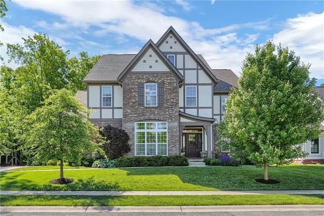16885 Oak Manor Drive, Westfield, IN 46074 (MLS #21715654) :: Heard Real Estate Team | eXp Realty, LLC