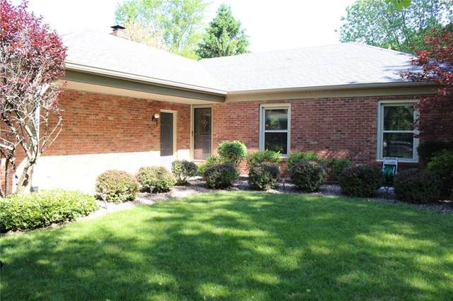 3204 Babson Court, Indianapolis, IN 46268 (MLS #21715655) :: Mike Price Realty Team - RE/MAX Centerstone