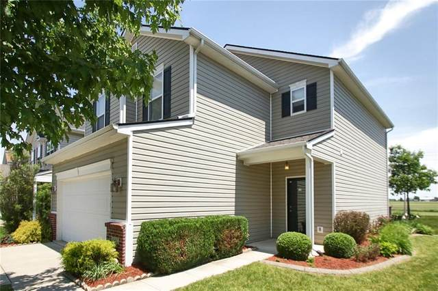 15492 Old Pond Circle, Noblesville, IN 46060 (MLS #21715664) :: Heard Real Estate Team | eXp Realty, LLC