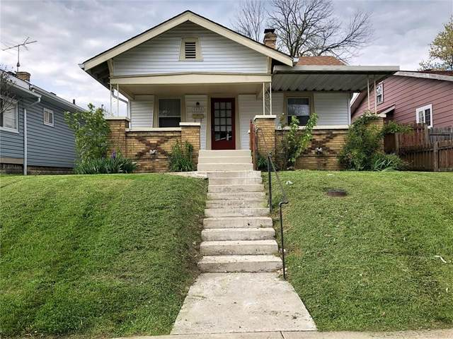 1536 E Tabor Street, Indianapolis, IN 46203 (MLS #21715691) :: Richwine Elite Group