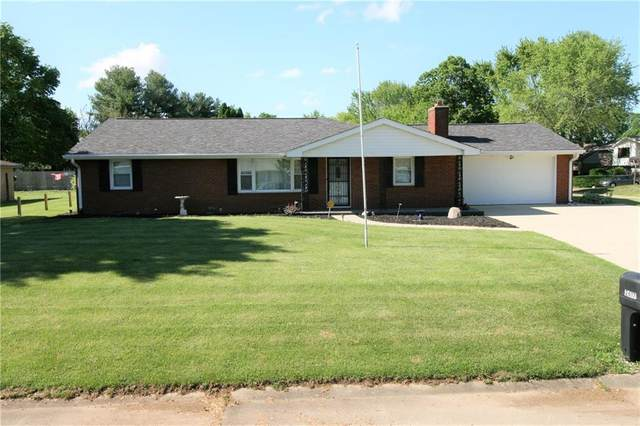 2617 Catalina Drive, Anderson, IN 46012 (MLS #21715715) :: AR/haus Group Realty